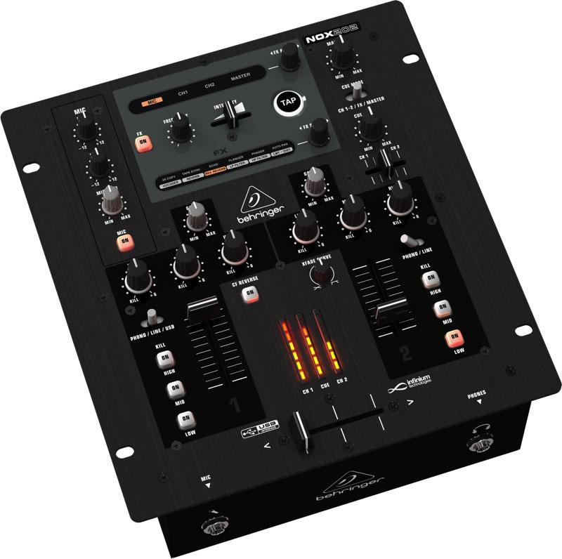 Mikser DJ BEHRINGER PRO MIXER NOX202