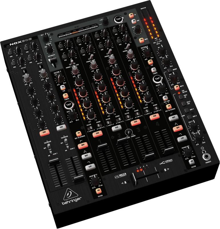Mikser DJ BEHRINGER PRO MIXER NOX606