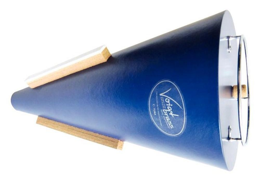 Tłumik Tuba C Voigt-Brass Wallace Straight