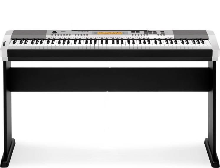 Pianino cyfrowe CASIO CDP-230 SR + Stand CS-44