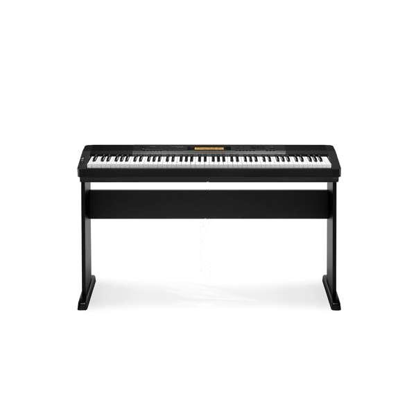 Pianino cyfrowe CASIO CDP-130 BK + Stand CS-44