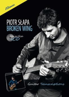 KSIĄŻKA + CD - BROKEN WING ABSONIC