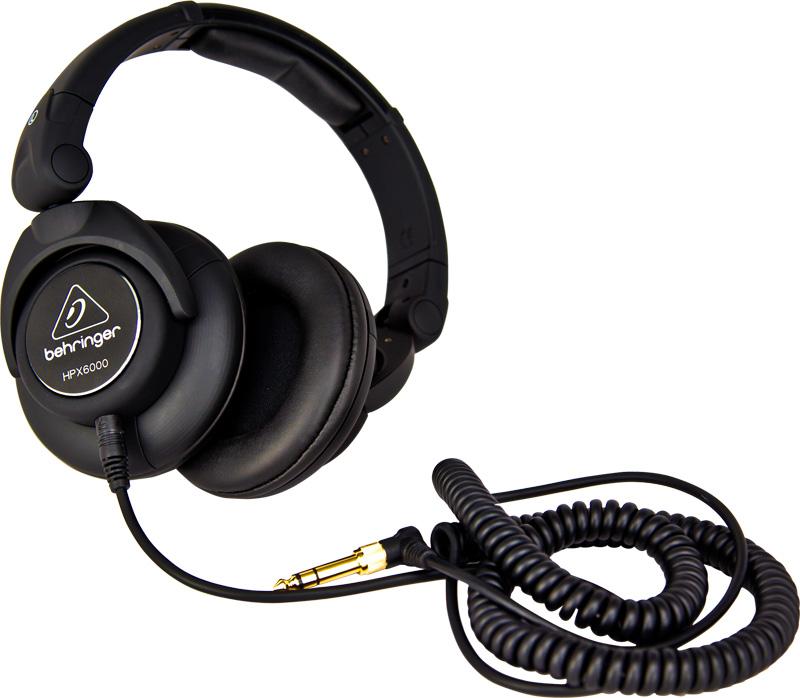 Słuchawki BEHRINGER HPX6000