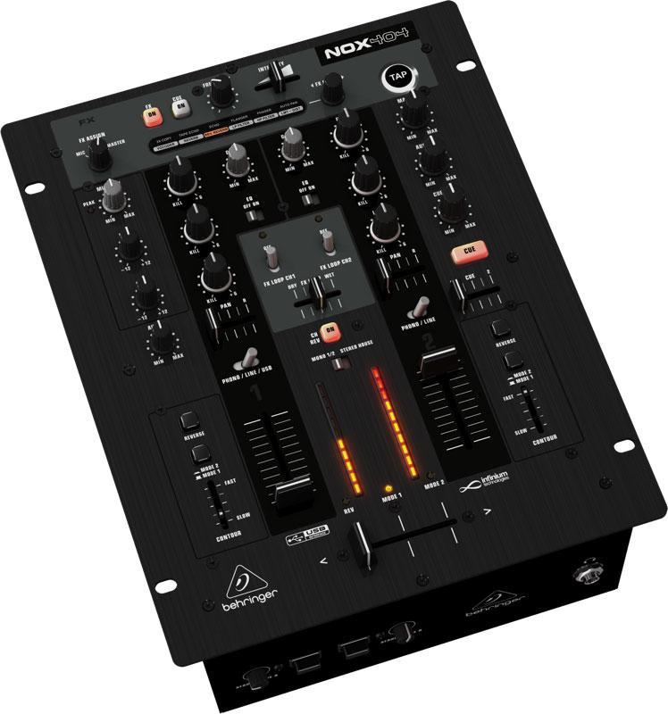 Mikser DJ BEHRINGER PRO MIXER NOX404
