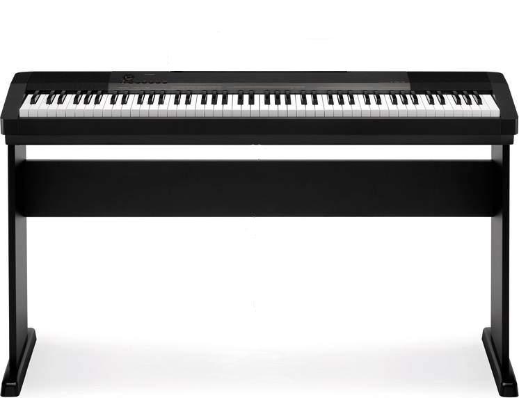 Pianino cyfrowe CASIO CDP-230 BK + Stand CS-44