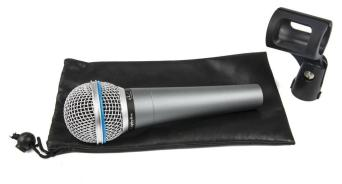 Mikrofon Dynamiczny Alpha Audio Mic eighty-five